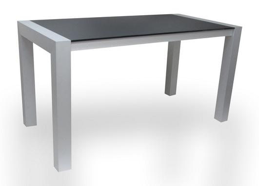rozkládací stůl DOPIO ve složeném stavu
